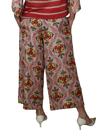 Save The Queen Floral Multicolor Mujer Para Pantalón p7pwPqHr