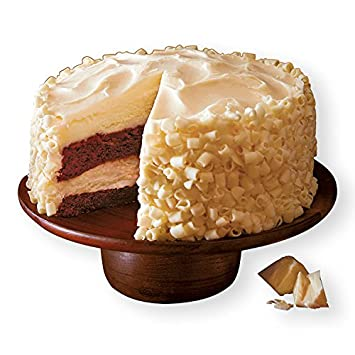Harry & David The Cheesecake Factory Ultimate Red Velvet Cake Cheesecake (7 Inches)