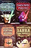 Origami Yoda Pack (Paperback Book Pack) : The Strange Case of Origami Yoda /Darth Paper Strikes Back /The Secret of the Fortune Wookiee/The Surprise Attack of Jabba the Puppett