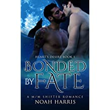 Bonded by Fate: A MM Shifter Romance (Heart's Desire Book 1)