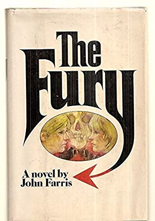 book cover of The Fury