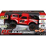 Red 1:14 Radio Control Baja Trophy Buggy-