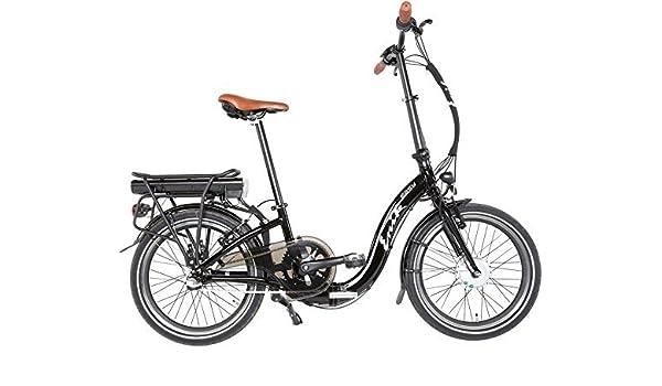 E-bike bicicleta plegable para enik Easy 20 pulgadas 3 marchas frontal Motor 317 WH Pedelec bicicleta plegable bicicleta bicicleta eléctrica, ...