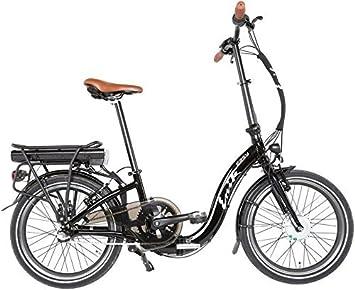 E-bike bicicleta plegable para enik Easy 20 pulgadas 3 marchas frontal Motor 317 WH
