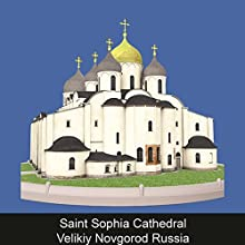 Saint Sophia Cathedral Velikiy Novgorod Russia Audiobook by Tatiana Volodina Narrated by Karolina Starin