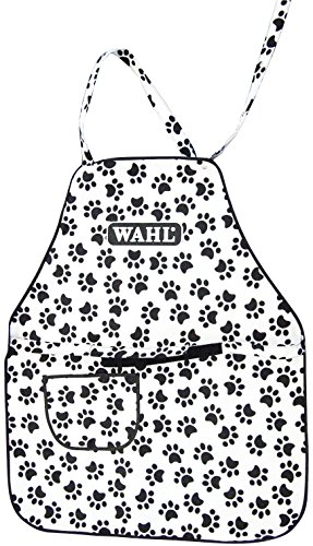 Wahl Professional Animal Paw Print Grooming Apron -