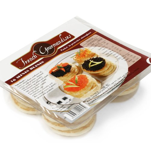 Pate Server (French Blinis (4.76 ounce))
