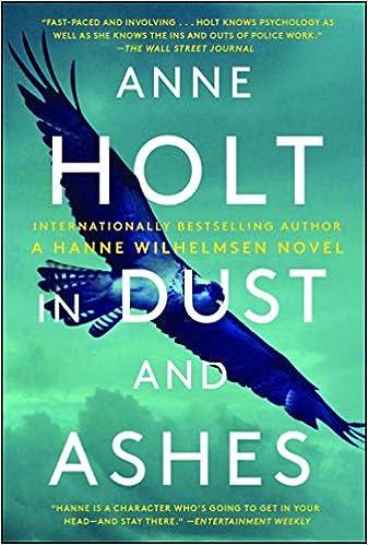 In Dust and Ashes: Hanne Wilhelmsen Book Ten: Amazon.es: Holt ...