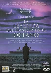 La leyenda del pianista en el océano [DVD]