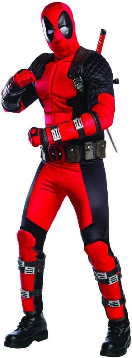 Horror-Shop Deadpool coleccionistas de disfraces Edición Standard ...