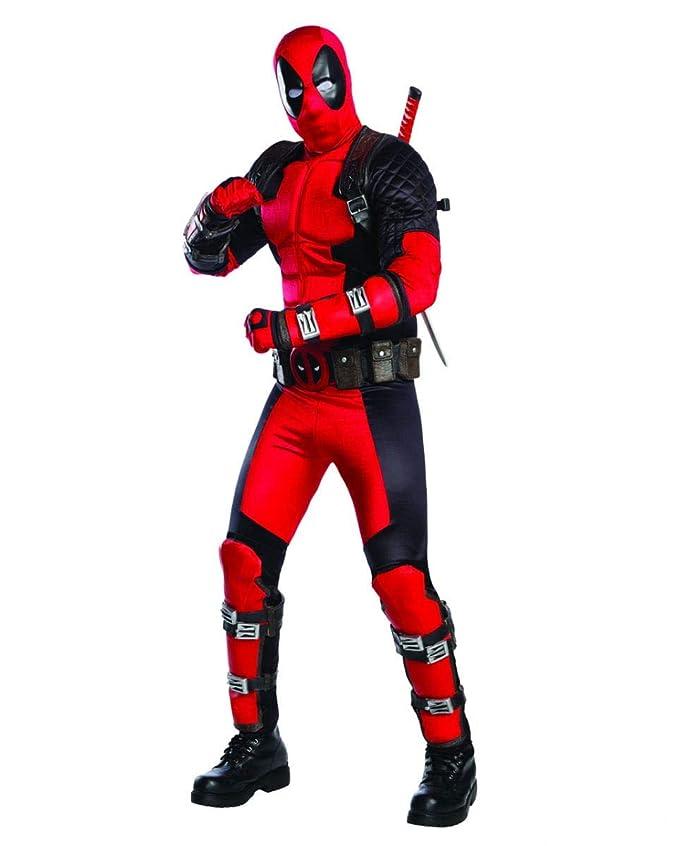 Horror-Shop Deadpool coleccionistas de disfraces Edición ...