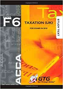acca f6 uk study text pdf