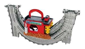 Thomas & Friends - Túnel de lavado para tren de juguete (Mattel V7642)