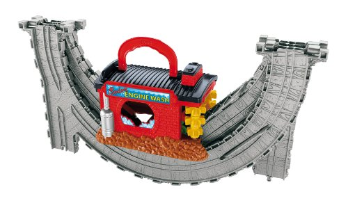 Fisher-Price Thomas & Friends Sodor Engine Wash (Wash Engine Sodor)