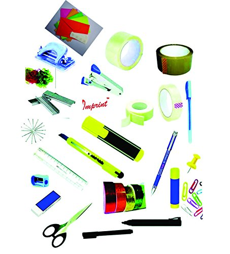 Generic Stationery Essentials For You Value Set (25Pieces Staionery Kit) product image
