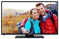 Telefunken XF43A401 110 cm (43 Zoll) Fernseher (Full HD, Triple Tuner, DVB-T2...