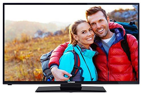 Telefunken XF43A401 110 cm (43 Zoll) Fernseher (Full HD, Triple Tuner, DVB-T2 H.265/HEVC, Smart TV, Netflix)