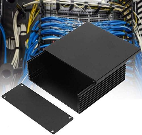 ZT-TTHG アルミボックス、サーキットボード音源アルミボックスDIY電子プロジェクトエンクロージャケースの冷却します