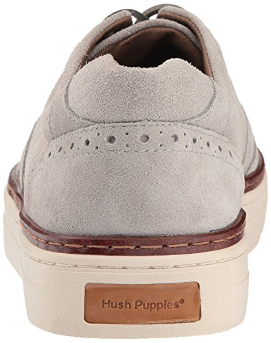 Hush Puppies Mens Fielding Arrowood Oxford Sval Grå