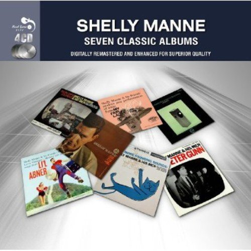 7 Classic Albums - Shelley Manne