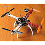 powerdayDIY F450 Quadcopter Kit+ APM2.8 FC+ NEO-7M GPS&GPS Bracket+ T2212 920KV Brushless motor + Simonk 30A ESC+Landing gear+ 1045Propeller+Spare parts pack