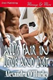 All's Fair in Love and Lust, Alexandra O'Hurley, 1619263203