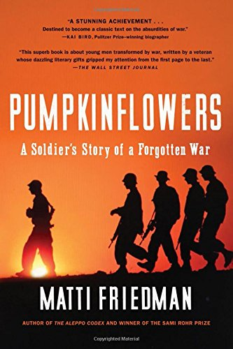 cover image of Pumpkinflowers: A Soldier's Story