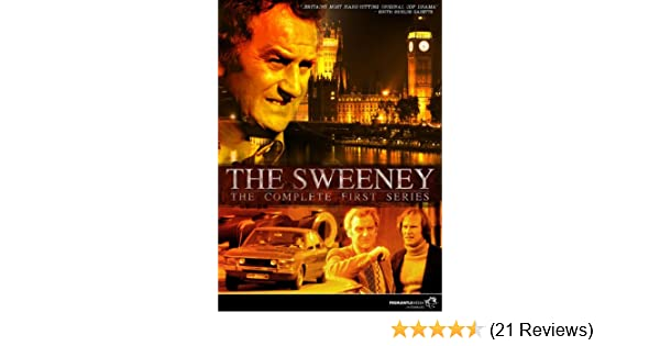 Amazoncom The Sweeney The Complete First Series John