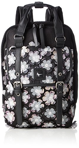 Femme Dos Comb Black Backpack Tamaris Portés Noir Leticia qTngPxIwB