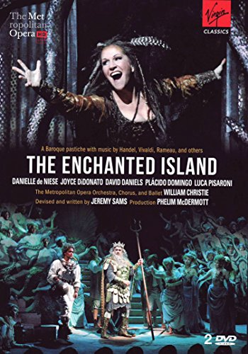 The Enchanted Island (The Metropolitan Opera HD Live -