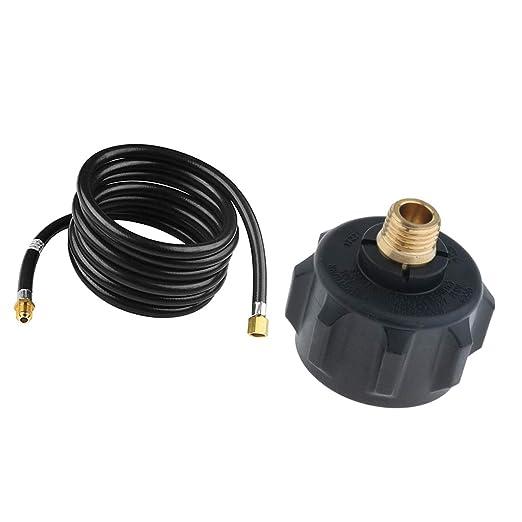 SM SunniMix Válvula Manguera Regulador de Gas Propano QCC Trabajos ...
