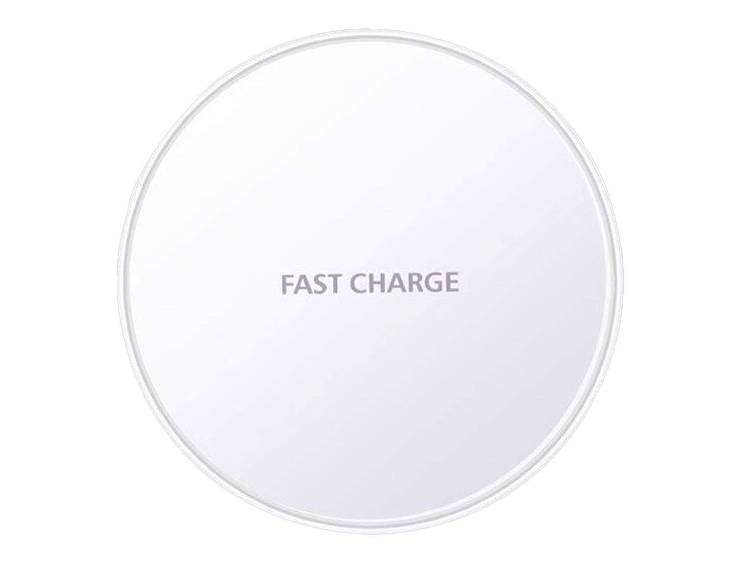 KUPPET 10W Wireless Charger, Qi-Certified Wireless Charging Pad, PowerPort Wireless 10 for iPhone 8/8 Plus, iPhone X, Samsung Galaxy S9/S9+ and More, Provides Fast-Charging for Galaxy S8/S8+/S7