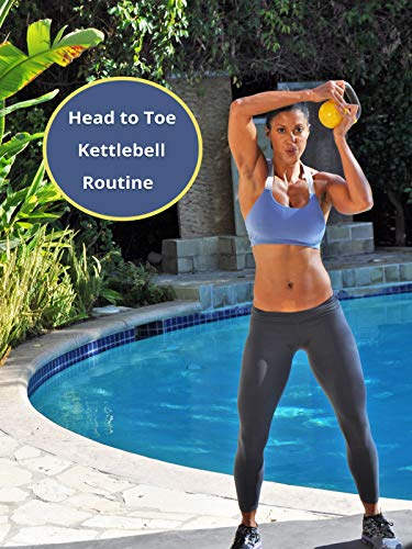 Head to Toe Kettlebell Routine