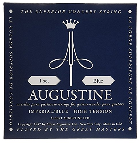 Augustine AUGIMPBLUSET  Nylon Classical Guitar Strings from Augustine