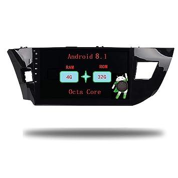 2.5D IPS Android 7.1/8.1 Octa Core Car DVD Radio GPS ...