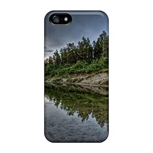 Favorcase Cases Covers Protector Specially Made For Iphone 5/5s Alabama Pond