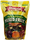 Mariani Sun Ripened Mixed Fruit No Sugar Added Dried Fruit 36 Ounce Value Bag by Unknown