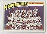 New York Rangers Team (Hockey