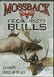 Mossback Freak Nasty Bulls DVD ~ Bull Deer Hunting New