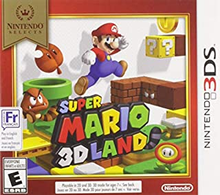 Super Mario 3D Land - Nintendo 3DS (B079BRCLHS) | Amazon price tracker / tracking, Amazon price history charts, Amazon price watches, Amazon price drop alerts