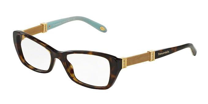 Tiffany óptico 0tf2117b Full Rim gafas de sol mujer ojo de ...