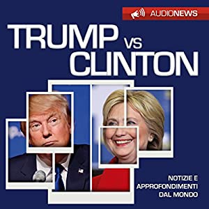 Trump vs Clinton Audiobook