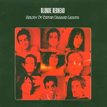 Blonde redhead equally damaged