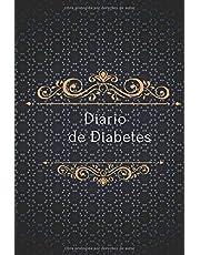 Diario de Diabetes: Cuaderno de diabetes,libros de registro para diabéticos para el tipo 1,libros de registro para diabéticos para el tipo 2,control ... registro para diabéticos,registro de azúcar