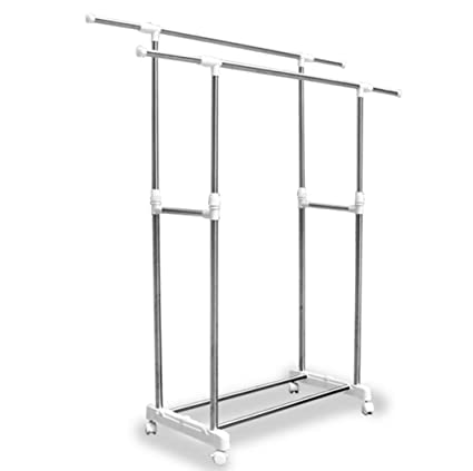 Amazon.com: LyMei Drying rack Stainless Steel Clothes ...