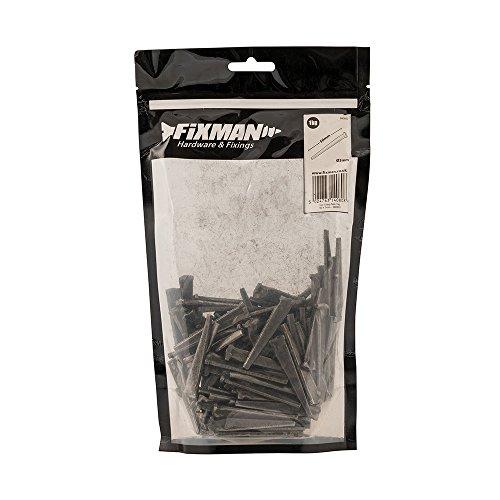Fixman 980602 Cut Clasp Nails 50 x 3mm 1kg Pack