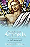 img - for Where the Action Is: A Study of Acts 5 to 8 book / textbook / text book