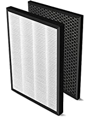 GREE Air Purifier 3 in 1 Filter Replacement Set, Medical Grade True HEPA and High-Efficiency Activated Carbon Filters, for GCF200AANA, 1 Pack