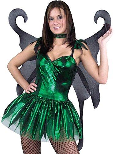 Diablo Angel Costume (Black Diablo Wings)