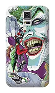 Cool Harley Quinn fashionable Designed TPU Phone Protection Cover/case for Samsung Galaxy s5